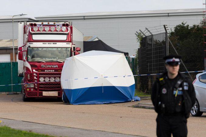 Mrtvi pronađeni u kamionu u Engleskoj kineski državljani 5