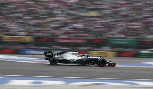 F1: Pobeda Hamiltona u Meksiku 9