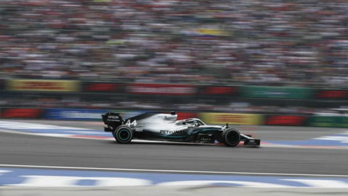 F1: Pobeda Hamiltona u Meksiku 1