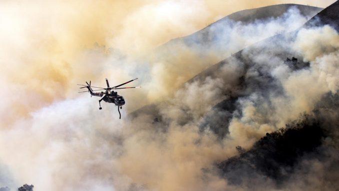 Veliki požar u Los Anđelesu, vatra i dalje besni i na severu Kalifornije 2