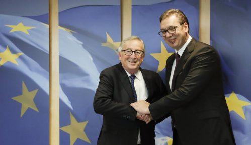 Vučić posle sastanka s Junkerom: Srbija želi u EU, ali i dobre odnose s drugima 6