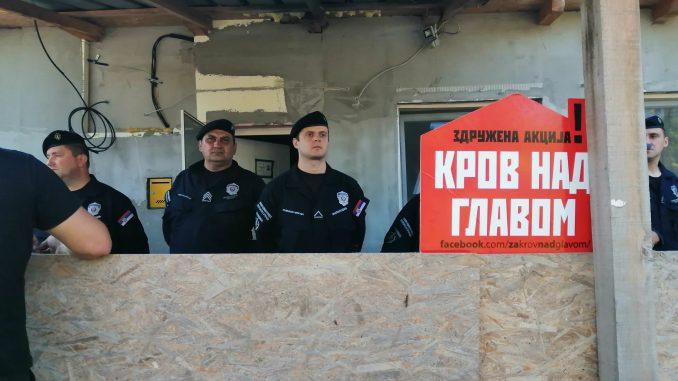 ZA Krov nad glavom: Građani šokirani rušenjem kuće porodice Osman 3