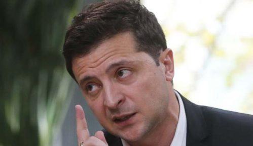 Ukrajinski predsednik odbio ostavku premijera 7