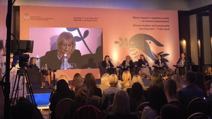 """Završena Međunarodna konferencija """"Žene lideri i održiv razvoj – istinski ravnopravne"""" 4"""