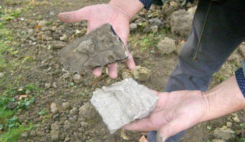 Radovi na vrelovodu doveli do otkrića neolitkog reljefa 9
