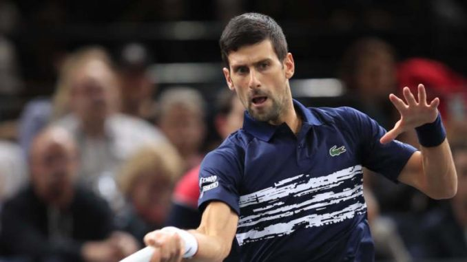 Đoković lako do polufinala mastersa u Parizu 4
