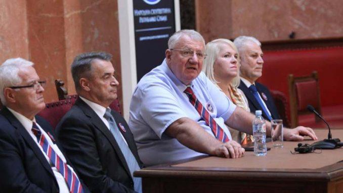 Šešelj: U srpskoj vladi sede dva špijuna 1