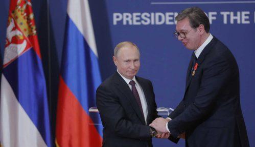 Vučić ne zna zašto je Putin upotrebio Srebrenicu kao paralelu za situaciju u Istočnoj Ukrajini 15