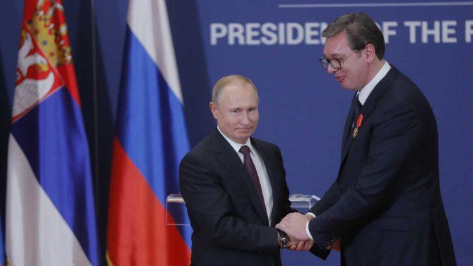 Vučić ne zna zašto je Putin upotrebio Srebrenicu kao paralelu za situaciju u Istočnoj Ukrajini 1