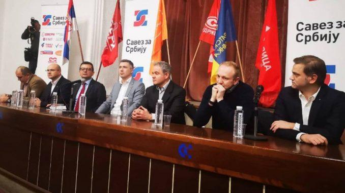 SZS: Vučić nastavio predizbornu kampanju u vanrednom stanju 2