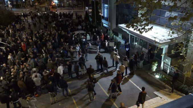 Snimatelj 'Jedan od pet miliona' podneo krivičnu prijavu zbog napada tokom skupa ispred RTS-a 3