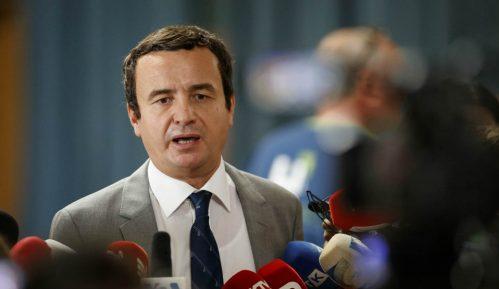Kurti najavio 'političke korake', odluka Ustavnog suda Kosova o Tačijevom ukazu neprihvatljiva 14