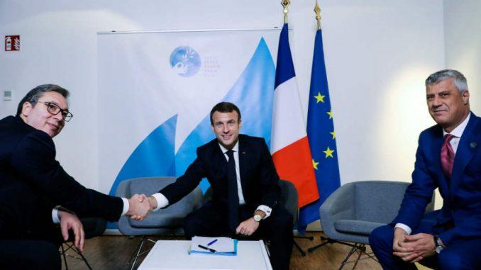 Samit u Parizu: Usamljena pozicija Srbije 2