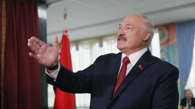 Rašković Ivić: Lukašenku nije mesto u našem parlamentu 1