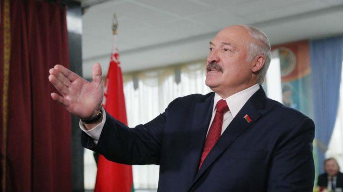 Lukašenko stupio na dužnost 1