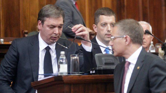 Vučić se obračunava sa Stefanovićem? 1