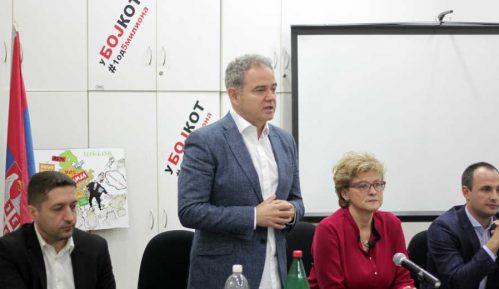 Glumac Bjelogrlić je pokazna vežba za ostale 1