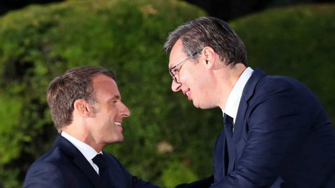 Vučić u dvodnevnoj poseti Francuskoj 9. i 10. jula 3