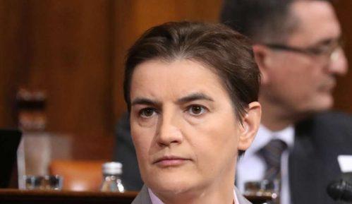 Brnabić: Nema smena u Vladi do izbora 15