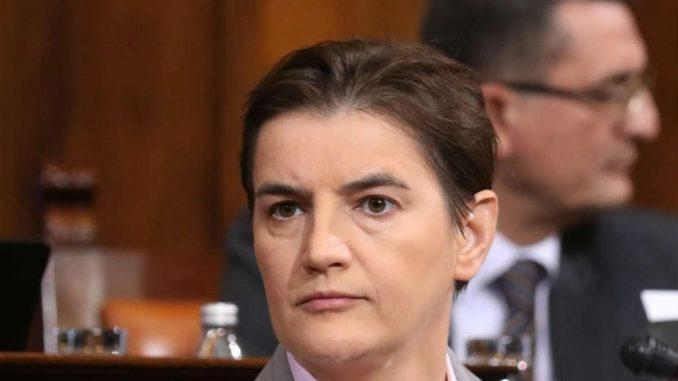 Ana Brnabić predsednica Radnog tela za sistemsko rešavanje pitanja zaštite vazduha u Srbiji 1