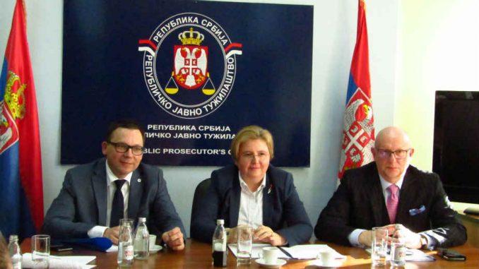 "Srpsko tužilaštvo ""ušlo"" u EU 1"