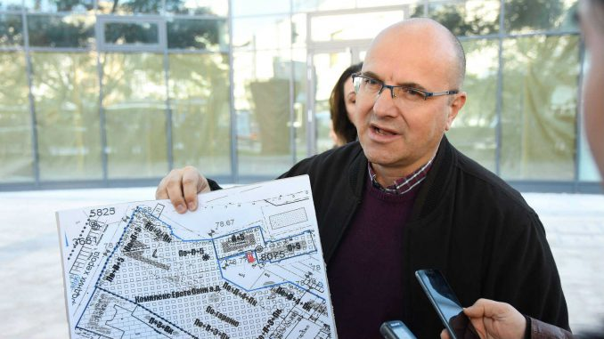 Vučević do miliona evra izmenom plana izgradnje 1