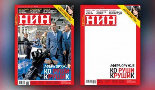 Većina građana smatra da NIN nije trebalo da ukloni fotografiju sa naslovne strane 13