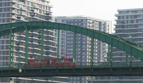 Dunav ispod Savskog mosta 6