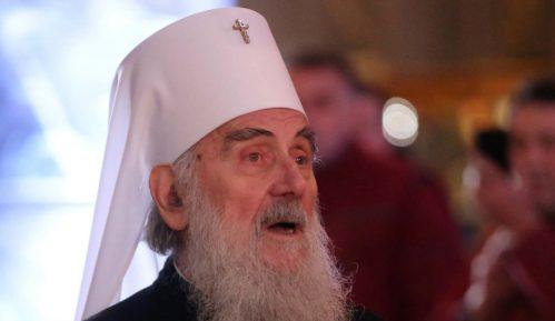Patrijarh Irinej primio Mandića i Kneževića 8