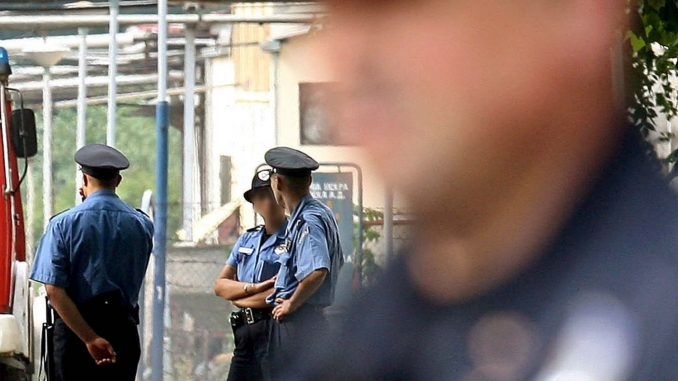 Niška policija utvrđuje okolnosti napada na dečake koji su igrali košarku 5