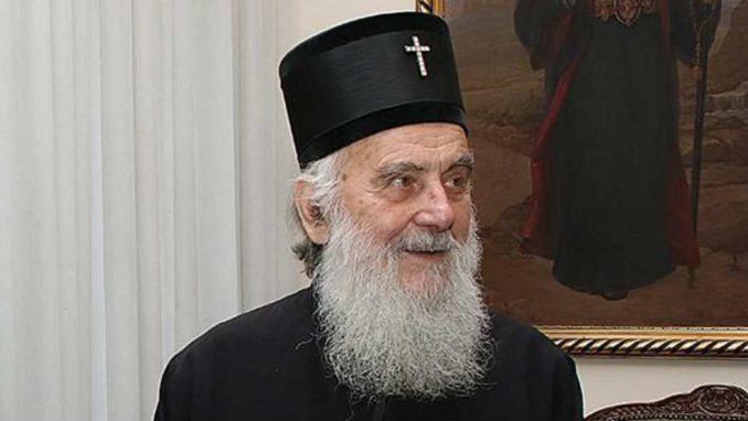 Patrijarh Irinej dobitnik nagrade Udruženja književnika Srbije 2