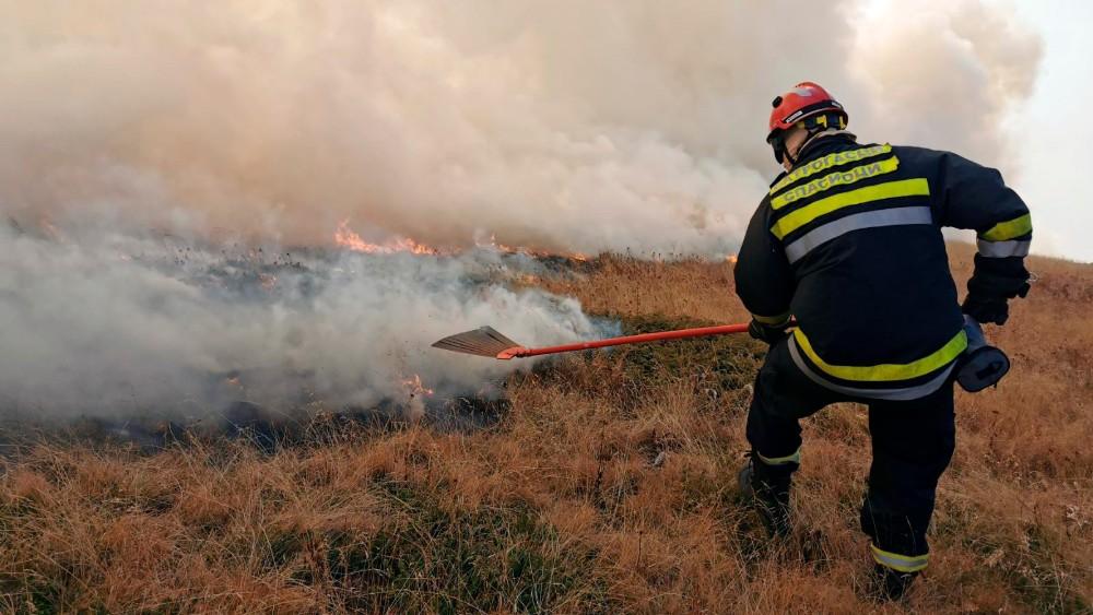 Lokalizovani šumski požari kod Rutoša i Nove Varoši 1