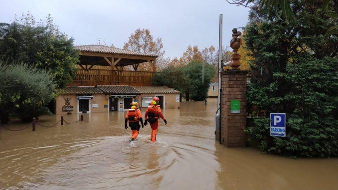 Najmanje sedam mrtvih u poplavama u Francuskoj, Italiji i Grčkoj 1
