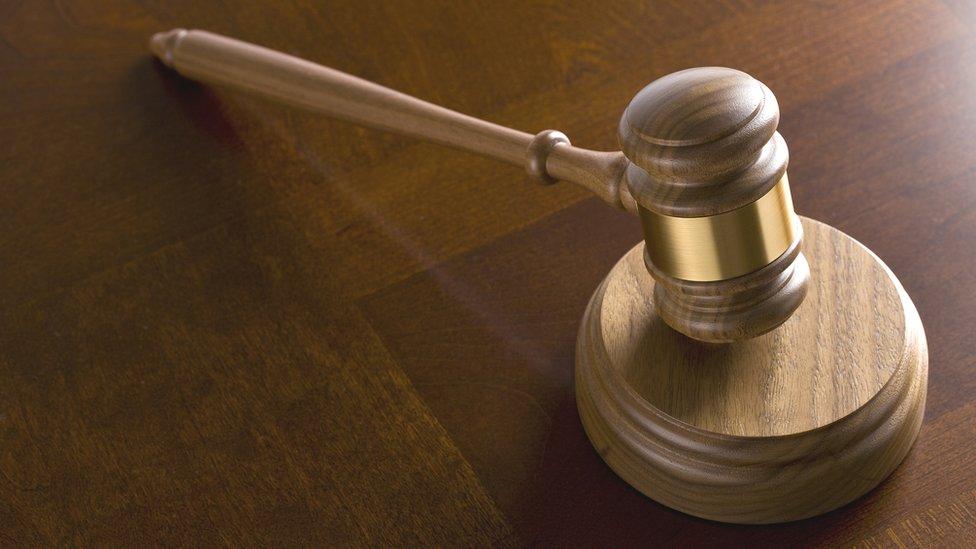 čekić sudski