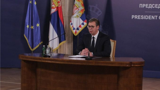 Zdravstveno stanje predsednika Srbije stabilno, kažu u Predsedništvu 2