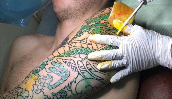 Tetoviranje u Japanu: Od jakuza, preko navijača do hipstera 3