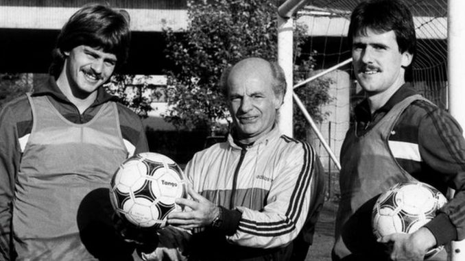 Fudbal i Hladni rat: Kako su istočnonemački fudbaleri pred meč sa Partizanom prebegli na Zapad 1