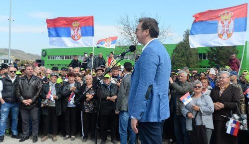 Vučić želi da Vaciću pokloni jug Srbije 31