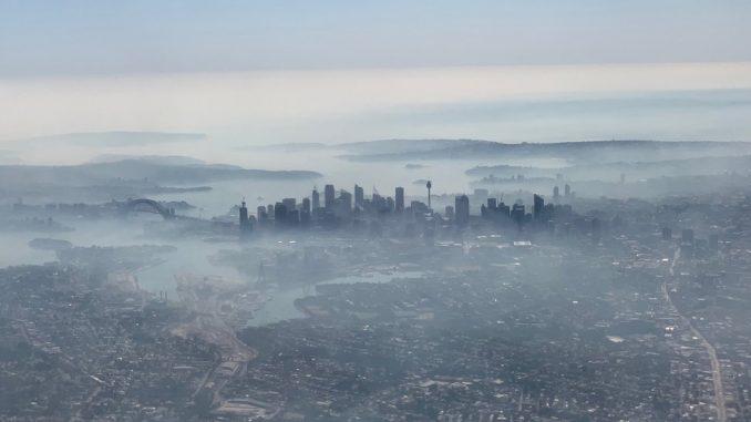 Požari u Australiji: Sidnej u dimu zbog velikih požara 2