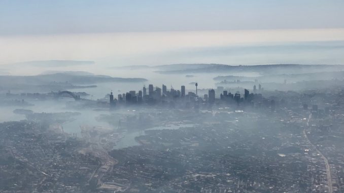 Požari u Australiji: Sidnej u dimu zbog velikih požara 4
