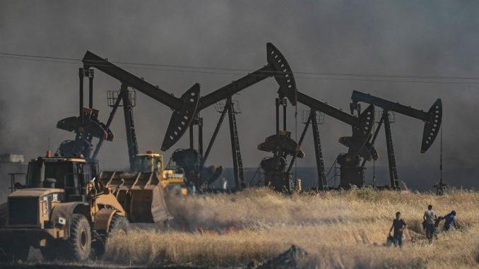 Građanski rat u Siriji i nafta - ko zarađuje od crnog zlata 2