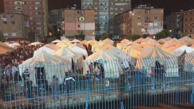 """Zemljotres u Albaniji: """"Plašim se da odvedem decu kući"""" 4"""
