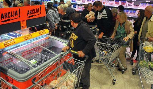 Potrošnja raste, ali kupuju najbogatiji 5