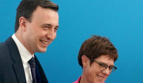Manjina u CDU za saradnju sa AfD-om 1