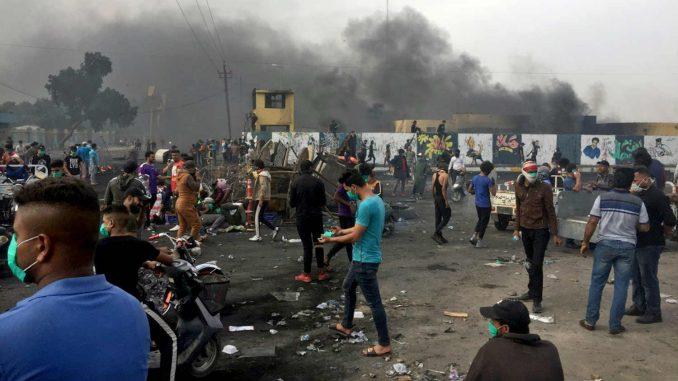 U neredima u Iraku ubijeno 27 osoba 3