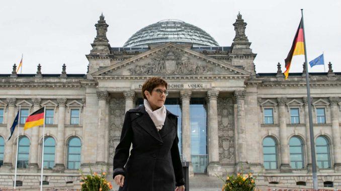 Berlin želi da osnaži, a ne da zameni NATO 1