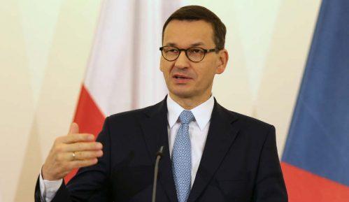 Poljski premijer: Gasovod Severni tok 2 zločin nad Ukrajincima i Belorusima 14