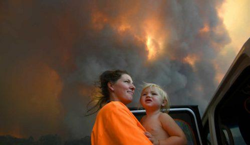 Hitna evakuacija u sedam oblasti Australije 1