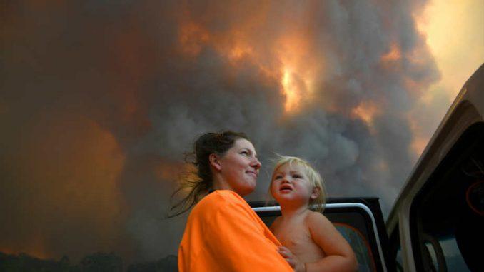 Hitna evakuacija u sedam oblasti Australije 4
