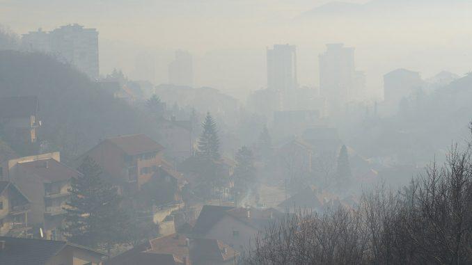 Aerozagađenje, najveći problem Užica: Subvencijama do čistijeg vazduha 1